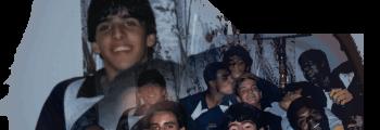Aos 13 anos iniciou carreira de atleta no time Bom Pastor em Juiz de Fora/MG