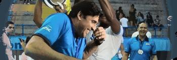 Campeão Carioca 2016 pelo SESC RJ