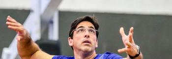 Técnico da Seleção Brasileira sub-21