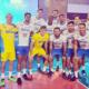 Equipe masculina do Rio de Janeiro para a temporada (Foto: Divulgação)